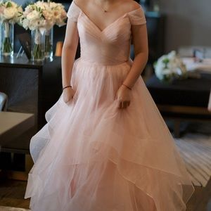 Terani Couture Prom or Party Dress in Baby Pink